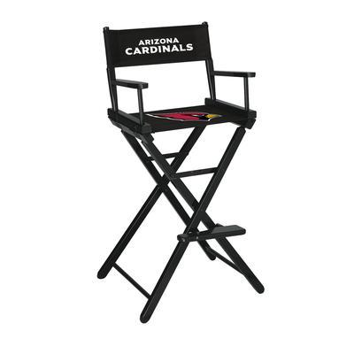 Arizona Cardinals Bar-Height Directors Chair