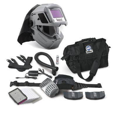 Miller PAPR System w/T94i-R Helmet