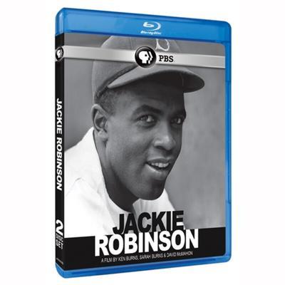 Jackie Robinson: A Film By Ken Burns Blu-Ray