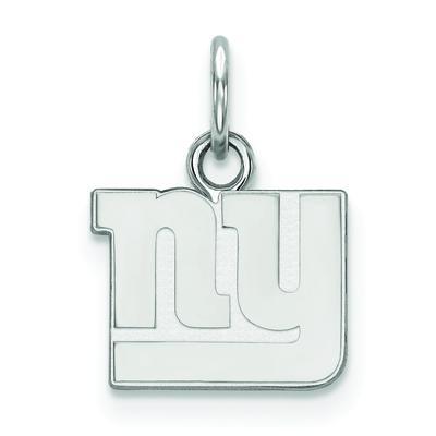 Women's New York Giants Sterling Silver XS Charm