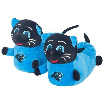 Youth Carolina Panthers 3D Mascot Slippers