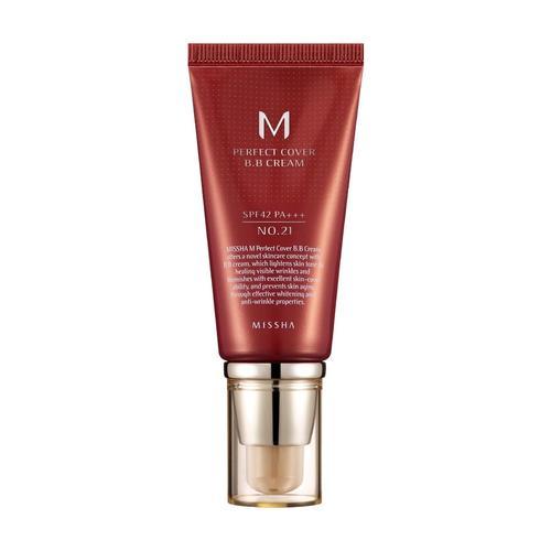 Missha BB- & CC- Cream Missha M BB Cream 50ml Silber