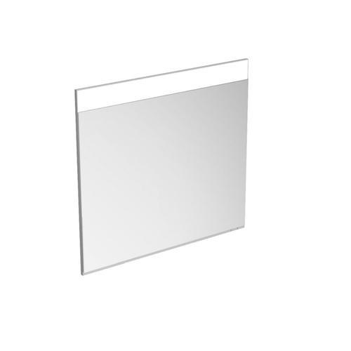 Keuco Lichtspiegel Edition 400 11596, mit Spiegelheizung, 710 x 650 x 33 mm 11596171501