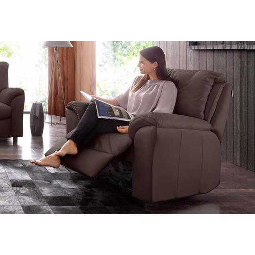 CALIA ITALIA Relaxsessel CS Mark, mit manueller Einstellung braun Sessel