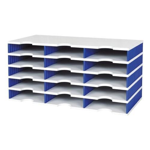 Sortierstation »Styrodoc« 268-0305 blau, Styro