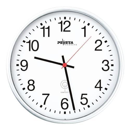 Funk-Wanduhr 51.130.311 Ø 30 cm, Peweta Uhren