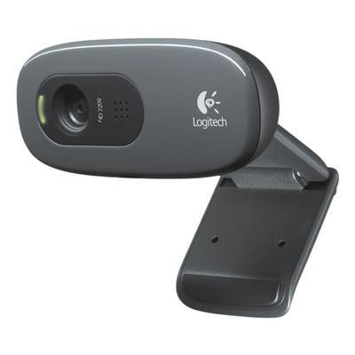 PC-Webcam »HD Webcam C270«, Logi...