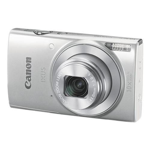 Digitalkamera »IXUS 190« - silber, Canon, 9.53x5.68x2.36 cm