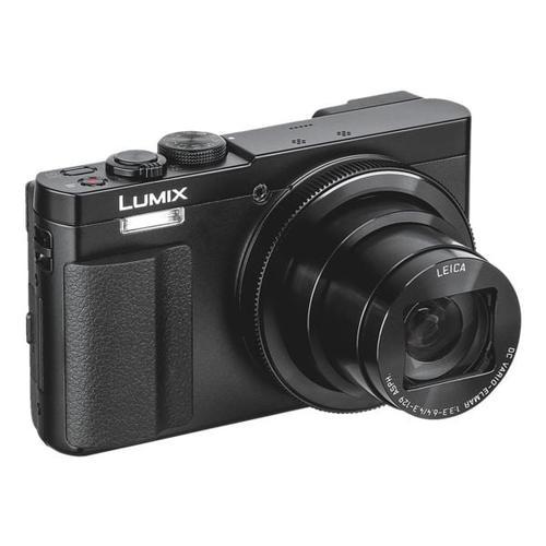 Digitalkamera »Lumix DMC-TZ71« schwarz, Panasonic, 11.1x6.5x3.44 cm