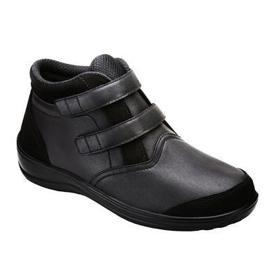 Ortho Footwear - Knee Pain Relief Boots, Arch Support, Ergonomic Sole, Women's Boots   OrthoFeet Footwear, Tivoli, 5 / Medium / Black