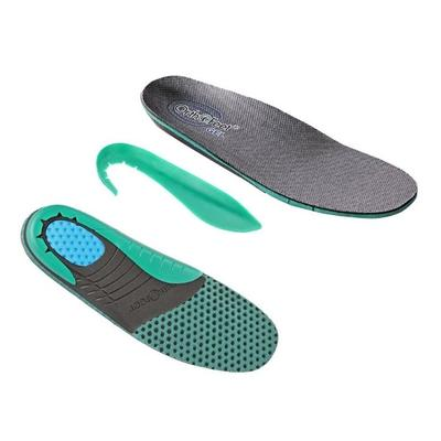 #1 Shoe Inserts Arch Support Plantar Fasciitis Orthotic Insoles for Flat Feet For Men | OrthoFeet, 12 / Extra Wide