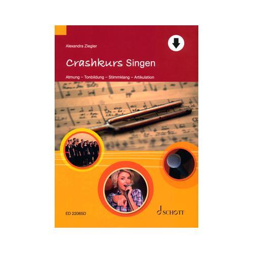 Schott Crashkurs Singen