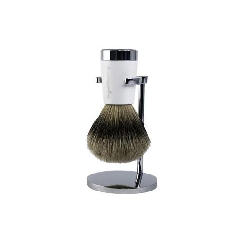 Royal Shaving Herrenpflege Rasurzubehör Rasierpinsel Set Pinsel + Halter 1 Stk.