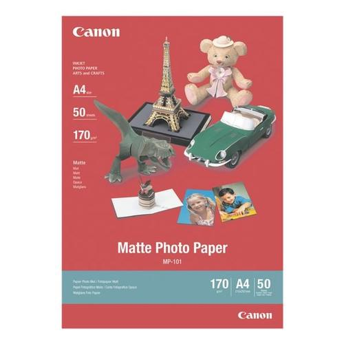 Fotopapier »MP-101« weiß, Canon