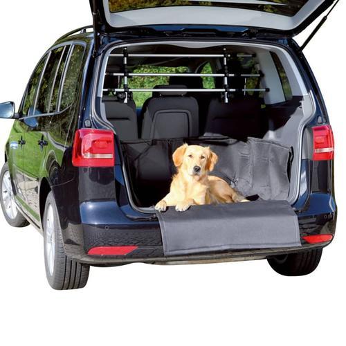TRIXIE Kofferraumschutzdecke für Hunde 164x125 cm Schwarz 1314