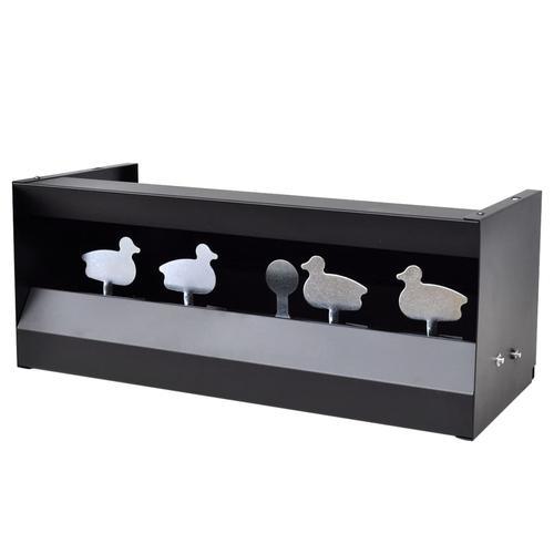 vidaXL Magnetischer Scheibenkasten 4 + 1 Ziele im Enten-Design