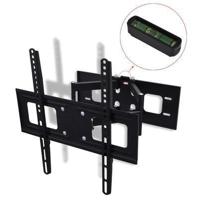vidaXL Zweiarmige TV Wandhalterung schwenkbar kippbar 3D 400 x 400 mm 32