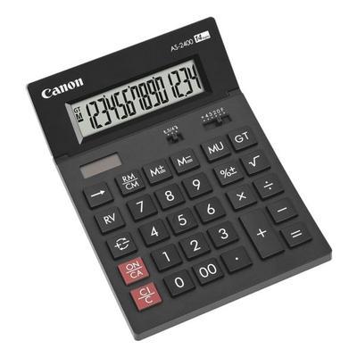 Taschenrechner »AS-2400« grau, C...