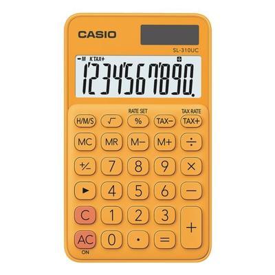 Taschenrechner »SL-310UC« orange...
