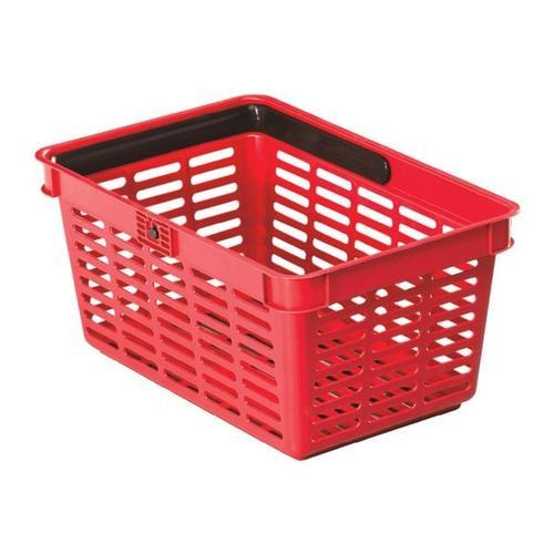 Einkaufskorb rot, Durable
