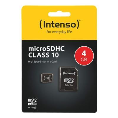 microSDHC-Speicherkarte »Intenso...