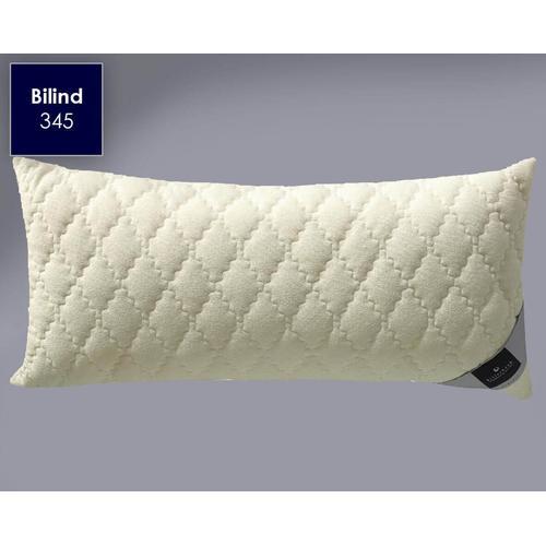 Billerbeck 345 Bilind Rosshaar-Kissen 40x80 cm