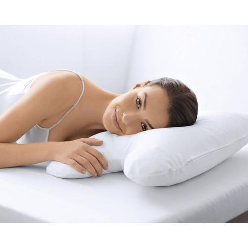 Hefel My Face Anti-Aging-Kissen Ersatzbezug 40x60 cm azur