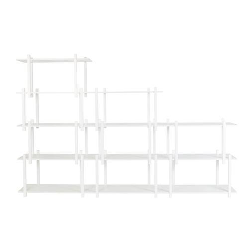 Zuiver Regal Build Shelf Shelf Five, H 157 x B 80 x T 32 cm