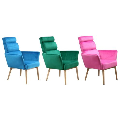 SIT Designer-Sessel Flashy 2436-18 / Pink