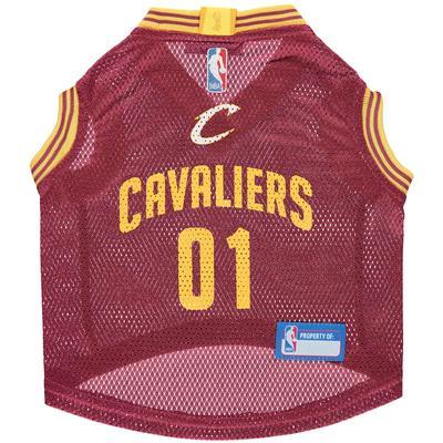 """Cleveland Cavaliers Mesh Basketball Dog Jersey"""
