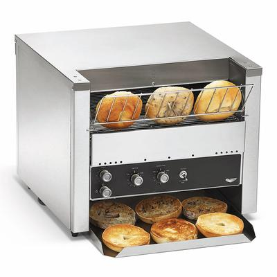 """Vollrath CT4BH-2201400 Conveyor Toaster - 1400 Bagels/hr w/ 1 1/2"""" to 3"""" Product Opening, 220v/1ph"""