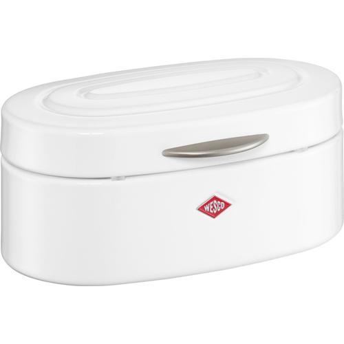 Wesco Aufbewahrungsbehälter MINI ELLY weiß Aufbewahrung Küchenhelfer Haushaltswaren