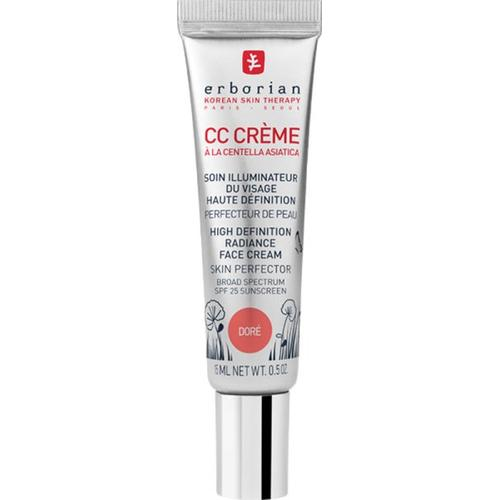 Erborian CC Créme á la Centella Asiatica Doré 15 ml CC Cream