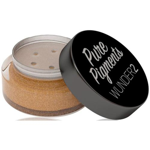 Wunder2 Pure Pigments Sunkissed Gold Lidschatten 10 ml
