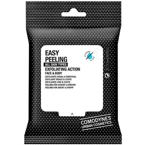 Comodynes Easy Peeling Peelingtücher für Körper & Gesicht 20 Stk. Körperpeeling