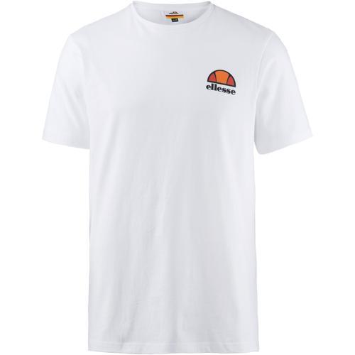 Ellesse CANALETTO T-Shirt Herren in white, Größe L