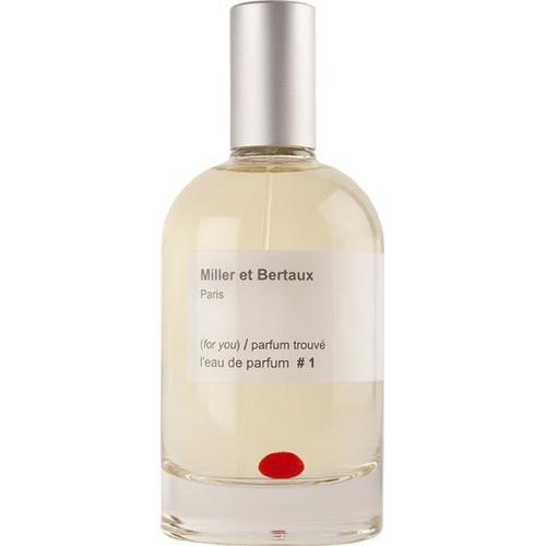 Miller et Bertaux # 1 (for you) / parfum trouvé Eau de Parfum (EdP) 100 ml Parfüm