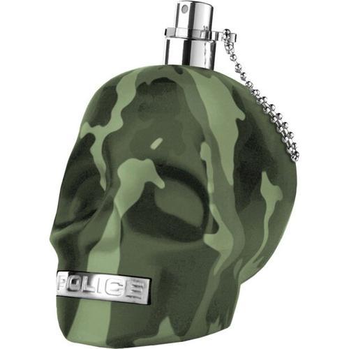 Police To Be Camouflage Eau de Toilette (EdT) 40 ml Parfüm