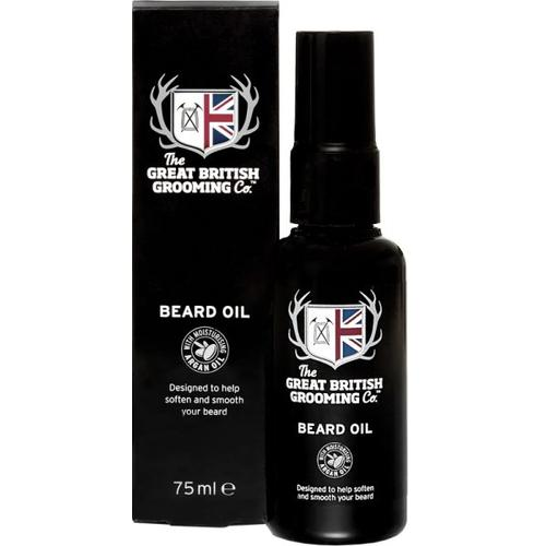 The Great British Grooming Co. Bart Pflegeöl 75 ml Bartöl