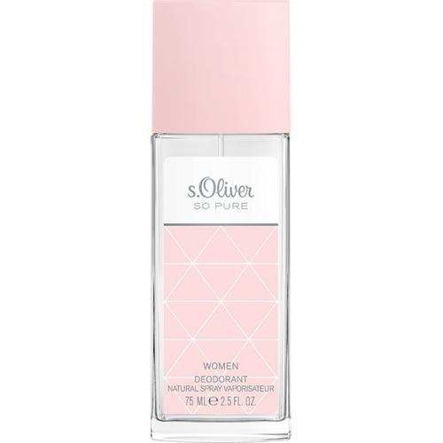 s.Oliver So Pure Women Deodorant Natural Spray 75 ml Deodorant Spray
