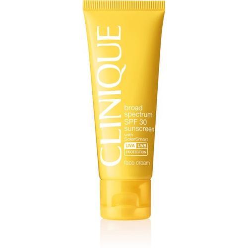 Clinique Sun Anti-Wrinkle Face Cream SPF 3 0 50 ml Sonnencreme