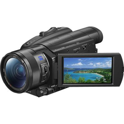 "Sony FDR-AX700/B 4K Handycam Camcorder with 1"" Sensor"