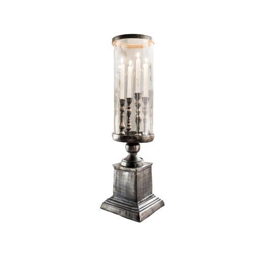 die Faktorei Windlicht für 4 Kerzen mit 4 Kerzenhaltern