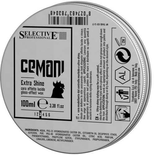 Selective Professional Cemani Extra Shine 100 ml Haarwachs