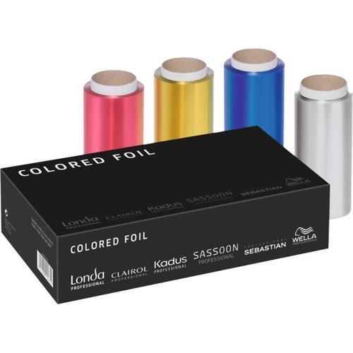 Wella Color-Aluminium-Folie 4 Stk Alufolie