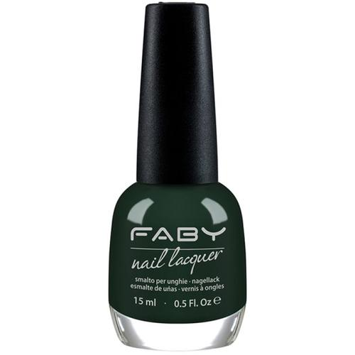 Faby Nagellack Classic Collection Globetrotter 15 ml