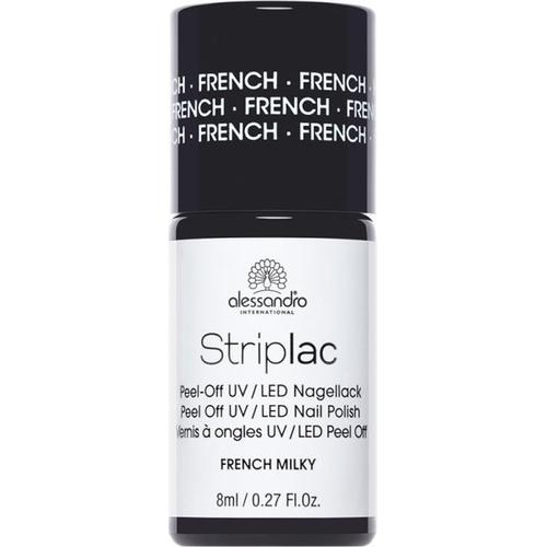 Alessandro Striplac French Milky 8 ml Nagellack