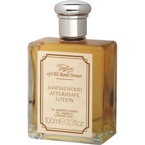 Taylor of Old Bond Street Sandalwood Aftershave Lotion 100 ml After Shave Lotion