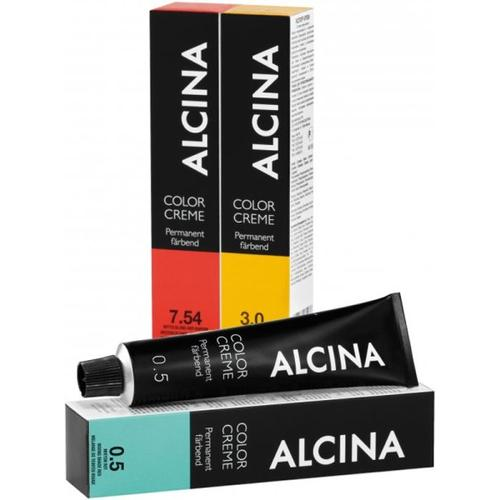 Alcina Color Creme Haarfarbe 0.02 Matt-Komplementär 60 ml