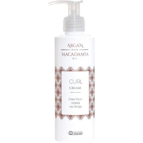 Biacre Argan & Macadamia Oil Curl Cream 200 ml Haarcreme